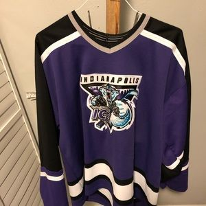 Other - Vintage Indianapolis Ice Hockey Jersey